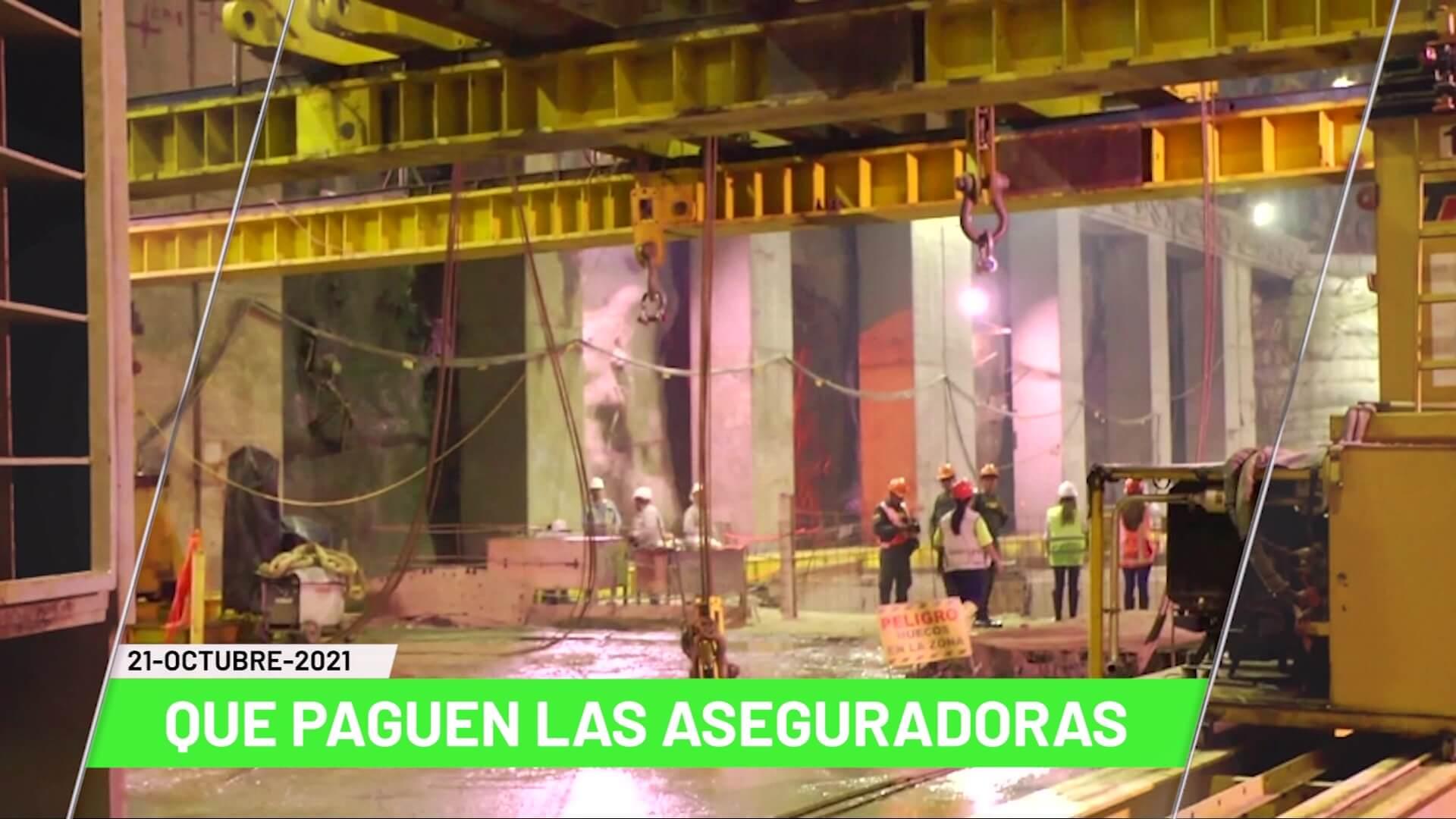 Titulares de Teleantioquia Noticias – jueves 21 de octubre de 2021
